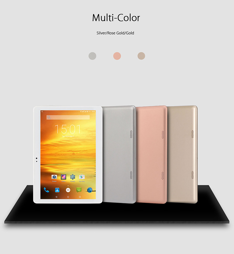 DHL Free Shipping XGODY K109 4G LTE Unlock Phone Call Tablet 10.1 Inch Android 5.1 MT6735 Octa Core 2G+32G 1920*1080 Tablet PC