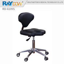 RD-6156S 360 degrees swivel saddle medical ergonomi massage chair with back support for Pedicure Salon Spa Tattoo Facial Beauty(China)