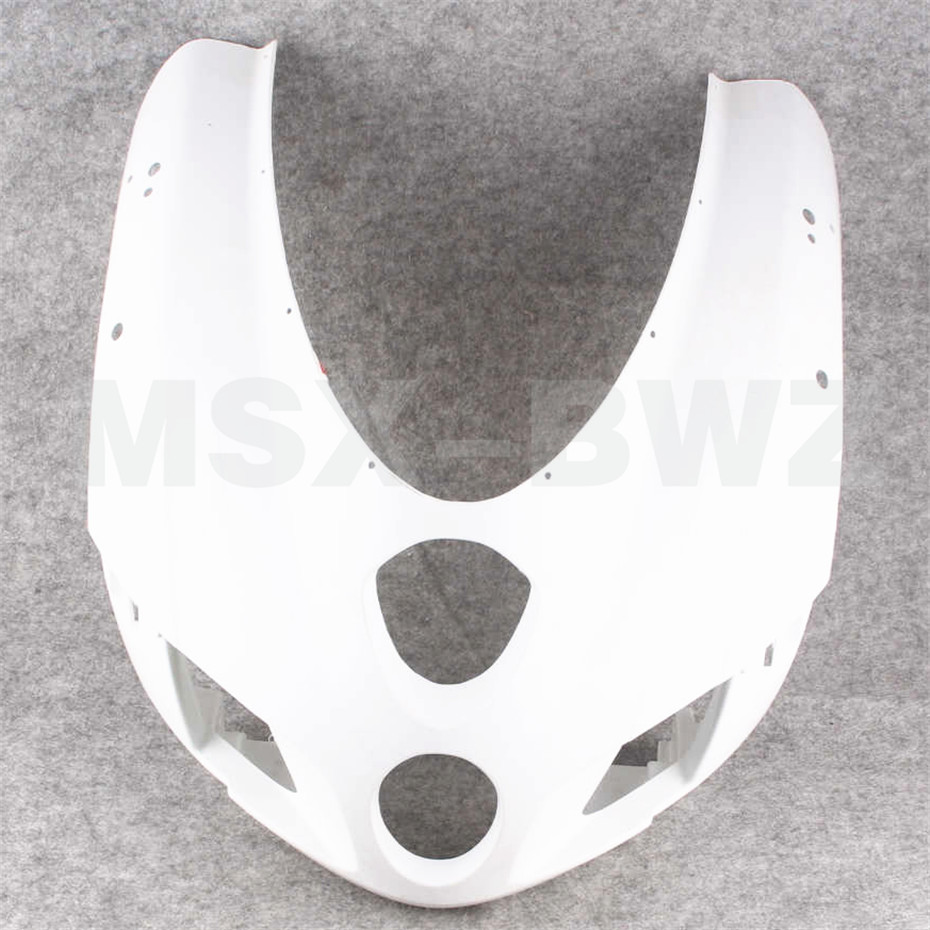for DUCATI 999 749 2005 2006 Injection Mold Upper Front Cover Cowl Nose Fairing  Unpainted ABS Plastic<br><br>Aliexpress