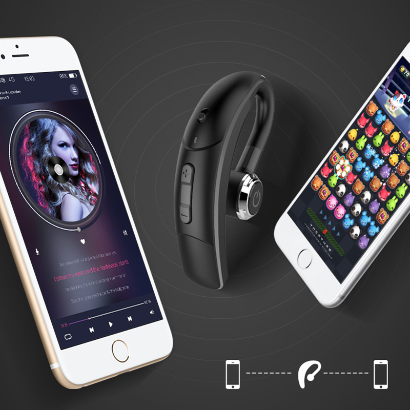 Bluetooth headphone BT 4.1 bass well connected wirless foldble headdset smartphone iOS andriod
