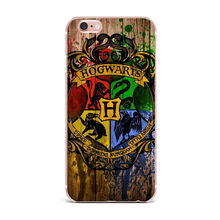 Buy RuiC Harry Potter Logo Pattern Phone Case iPhone 8 7 6 6S Plus X SE 5 5S Back Cover Hard Plastic Coque Capa Fundas Shell for $1.03 in AliExpress store