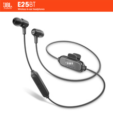 JBL E25 BT In-Ear Earphone Wireless Bluetooth Sport Running Music Dynamic Earphone Headset Remote With Microphone For Smartphone(China)