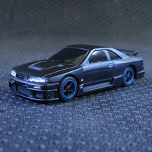 Kyo sho OEM 1:64 Nissan Skyline GTR LM R-33 alloy car Fast & Furious toys for children kids toys gift Bulk Freeshipping(China)