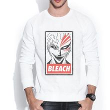 New Bleach Obey ichigo 1609220S 3D GALAXY VINTAGE PRINTED MEN'S SWEATSHIRT HIP HOP HOODIES(China)