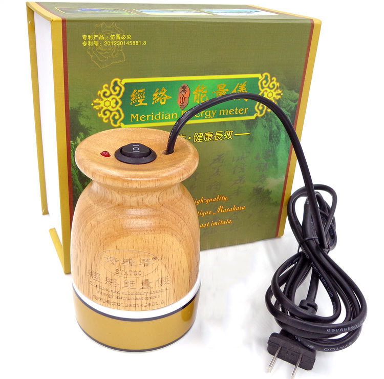 Far infrared electric meridian energy meterexquisite beauty guasha moxa steam massage moxibustion  pushed back massager 220V<br>