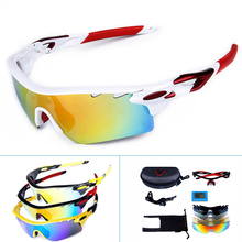 Professional Polarized Cycling Glasses Men Women Riding MTB Sunglasses Oculos Sport Eye Protection Goggles Fishing Eyewear - JOBEST Store store