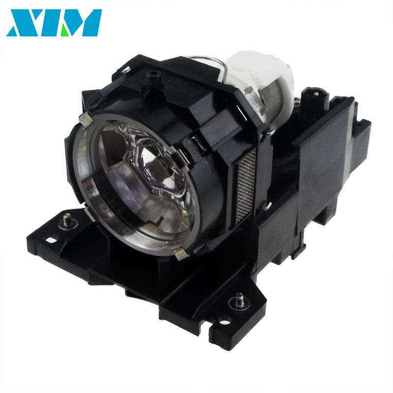 DT00771/CPX605W High Quality Replacement Lamp with Housing for HITACHI CP-X505 CP-X600 CP-X605 CP--X608<br>