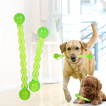 Dog Toy Rubber Bone Length 19.5cm and 31cm Large Small / Puppy Dog Toys Bones Pet Tooth Cleaning Chew Treat Toy Products