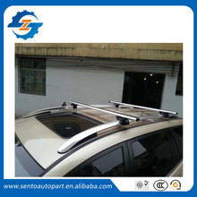 High quality aluminium alloy load luggage roof rack cross bar for Mazda 2(China)