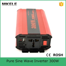 MKP300-241R manufacture small size pure sine wave 300w inverter 110vac power inverter 24v cheap power inverter made in China