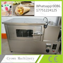 Free Shipping by DHL/TNT/UPS Low price automatic pizza cone oven; pizza making machine for sale