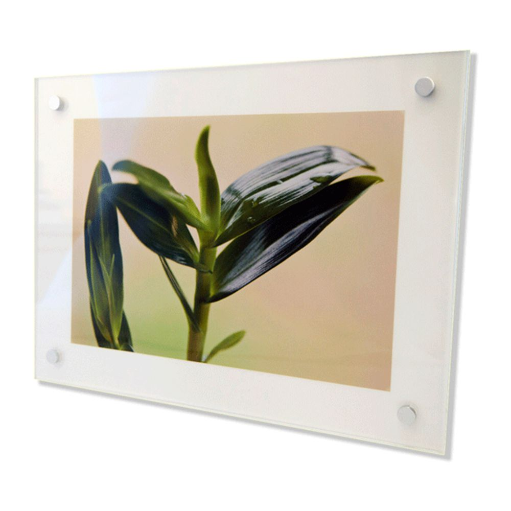 Poster frame acrylic