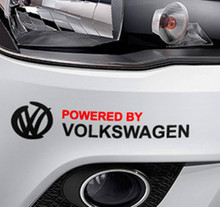 2016 For Volkswagen Vw Reflective Lamp Eyebrow Sports Styling Auto Racing Decor Vinyl Graphic Decoration Car Logo Accessories