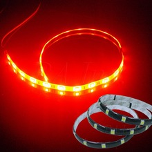 2pcs X LED Light strip 30 cm Water Proof for decoration or auto use( RED, WHITE, GREEN to choose)