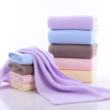 34*75cm Rectangle ace Flower Towel Quality solid color Bamboo Fiber Quick Dry Towels bathing shower body dry cloth towels sale