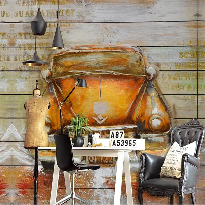 papel de parede 3 d custom wallpaper household adornment relief board painting car sitting room art sofa photo wallpaper 3 d TV<br><br>Aliexpress