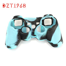 NEW HOT 1PC Silicone Protective Case Cover For Sony PS2 PS3 Controller HIGH QUALITY DEC21