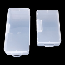 Rectangular Plastic Clear Storage Box Jewelry Parts Container Case Organizer(China)