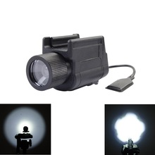 TrustFire Tactical Led Flashlight P10 XP-G R5 Led Light Waterproof Ultralight Aluminum Alloy Gun Weapon Light with Rail Mount