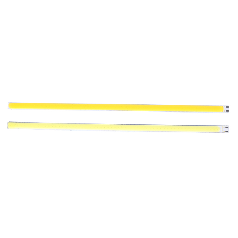 12V 6W 200*6mm Colorful COB Strip Modules for DIY Car House Lighting COB LED Light DC LED Bulb Chip On Board