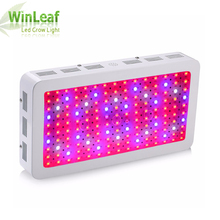 LED Grow Light Full Spectrum palnt grow lamp 1500W Double Chips 410-730nm For Indoor Plants and Flower Phrase Very High Yield(China)