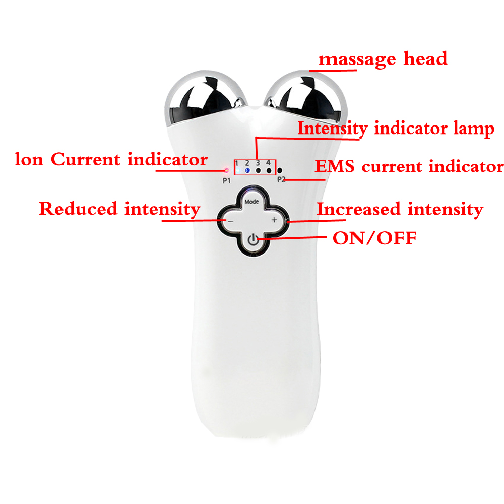 3D Electronic Roller Face Massage (1)