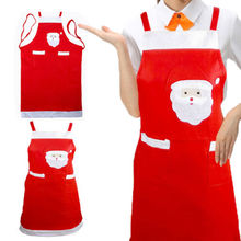Christmas Adult Festival Apron Santa Xmas Kitchen Cook Funny Party Decoration(China)