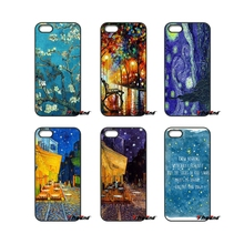 For HTC One M7 M8 M9 A9 Desire 626 816 820 830 Google Pixel XL One plus X 2 3 NganSek Vincent Van Gogh Fashion Phone Case Cover