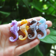 30pcs/lot Cute Ocean Animal Flatback Resin Cabochons for Phone case diy Decorating Sea star/ horse/turtle(China)