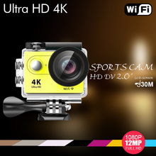 "EKEN Ultra HD 4K H9SE/H9/H9R wifi action camera 2.0"" 170D lens Helmet Cam Sports Camera 1080p 60fps action Cam vs go pro camera"