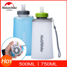 Water-Bottle Naturehike Foldable Bpa-Free Sports 750ML Eco-Friendly Leak-Proof Non-Toxic
