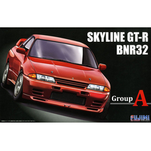Fujimi 03964# ID-250 1/24 Scale Model Sport Car Kit BNR32 Skyline GT-R Group A R32 plastic model kit