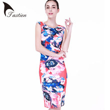 Buy TASTIEN New Brand Womens Summer Elegant Dress Bandage Dress Bodycon Sleeveless Backless Casual Party Night Sexy Dress Vestidos for $16.24 in AliExpress store
