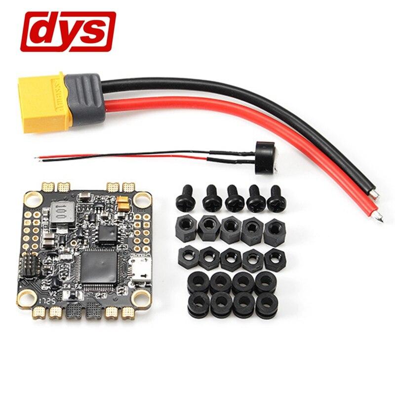Original DYS 30.5x30.5mm Omnibus F4 Flight Controller Board With OSD 5V BEC Current Sensor For RC Drones FPV Quadcopter DIY<br>