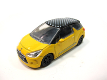 NOREV 1:64  CITROEN DS3 red/yellow Collectable Die-Cast Scale Model Car
