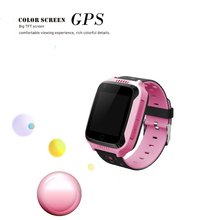 Newest Child GPS Watch Phone 1.44'' HD Color Screen Touch Screen & Flashlight Camera SIM SOS GPS Watch Child for IOS Android