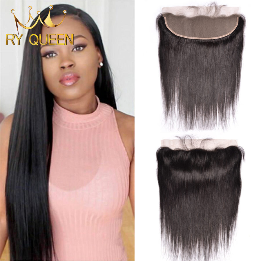 13x4 Ear To Ear Lace Frontal Closure 8inch to 22inch Peruvian Virgin Hair Lace Frontal Straight Top Lace Frontals With Baby Hair<br><br>Aliexpress