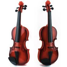 Child Musical toys Violin Children's Musical Instrument Kids Birthday Gift Musical Instrument toys for children 25#yh*(China)