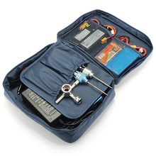 B6 Charger Battery Screwdriver Tools Storage Bag For Rc Models Parts