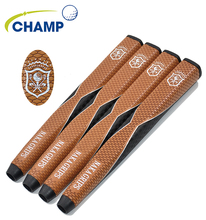 NEW Style NAKA Golf Putter Grip BROWN Golf Club PU Grips with FREE SHIPPING