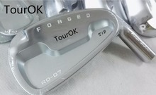 Wholesale New golf head TourOK ROMARO  RD-07 Golf irons  set 4-9P clubs  no  shaft   Free shipping
