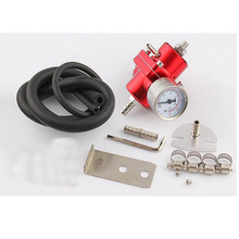 NEW Fuel Injected Fuel Pressure Regulator with Gauge Reference Anodized for HONDA INTEGRA RSX LEGEND(China)