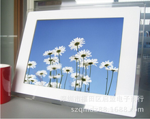 New 12 inch LCD Multifunctional Picture Digital Photo Frame with MP3/MP4 Player HongKong Post Air Parcel(China)