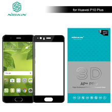 Nillkin AP+ Pro Full Cover Tempered Glass Screen Protector for Huawei P10 Plus 5.5 inch 9H Hard Full Screen 3D Touch Glass