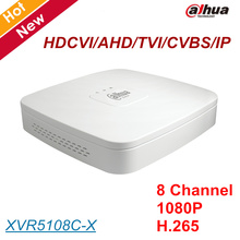 Buy Dahua XVR5108C-X 8 Channel Penta-brid 1080P Smart 1U Digital Video Recorder Dahua XVR h.265 P2P Smart Search cctv ip system for $109.04 in AliExpress store