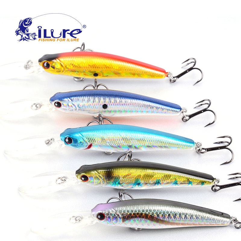 Sea Lure Fishing Lure Bait Threadfin Shad fish Bait ball Glass Minnow 9.8g Bait Ball hook VMC fishing tackle  jerkbait pesca<br><br>Aliexpress
