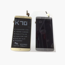 """Elephone P8000 LCD Display Touch Screen Digitizer Assembly Black 5.5"""" Free Shipping + Tools"""