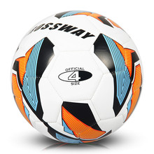 TAOA genuine No. 4 soccer PU training competition ball pupils children 5-7 people system Freeshipping(China)