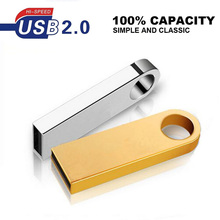 10pcs free custom logo Mini key USB Flash Drive DTSE9 USB Flash Drive high speed pen drive 4GB 8GB 16G 32G USB stick flash drive