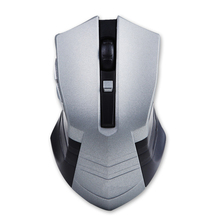 Optical Wireless Mouse Computer Mouse USB 2.4G Receiver 6 Buttons Gamer Mouse Ergonomic Design 10M Working Range Laptop Desktop